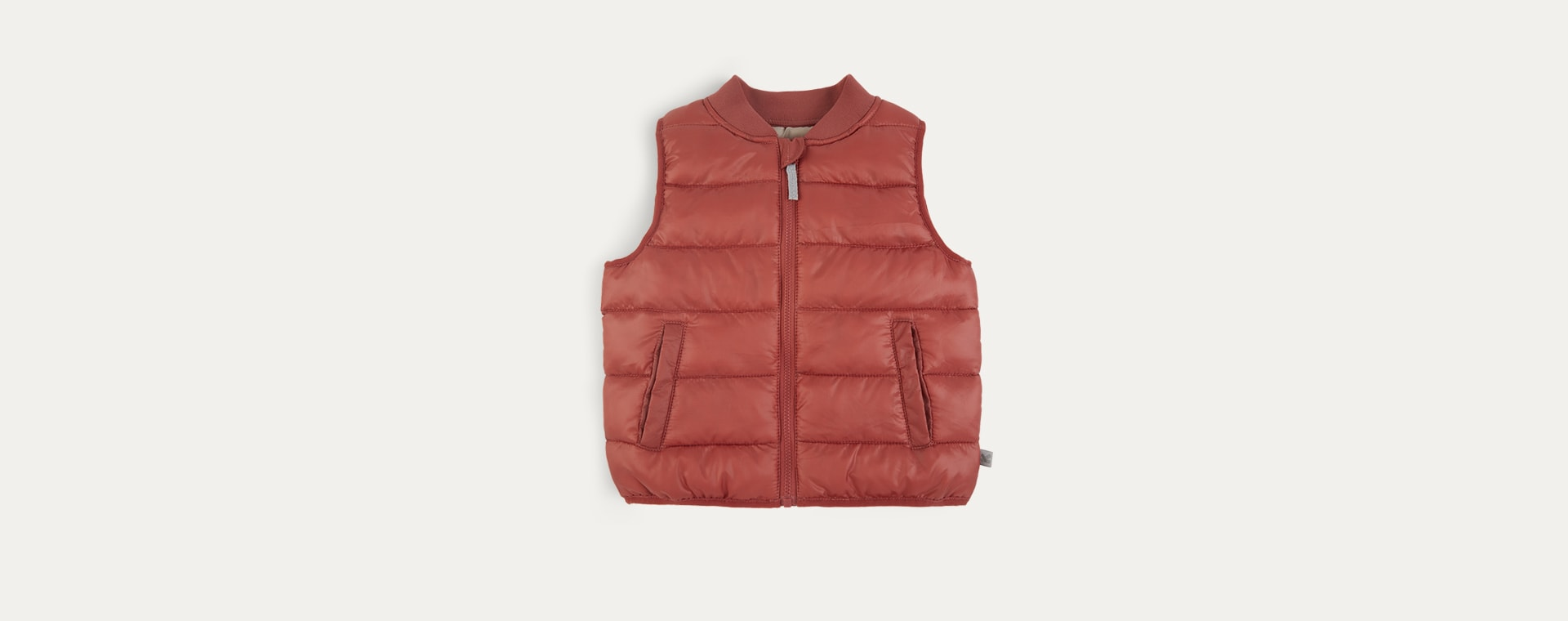 Paprika KIDLY Label Recycled Gilet