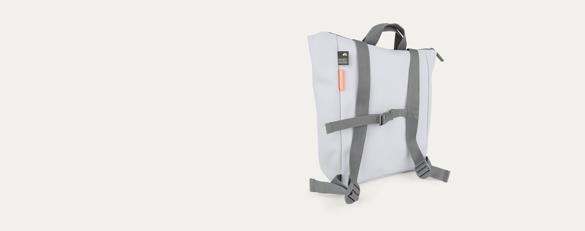 Grey Done By Deer Kids Backpack Elphee