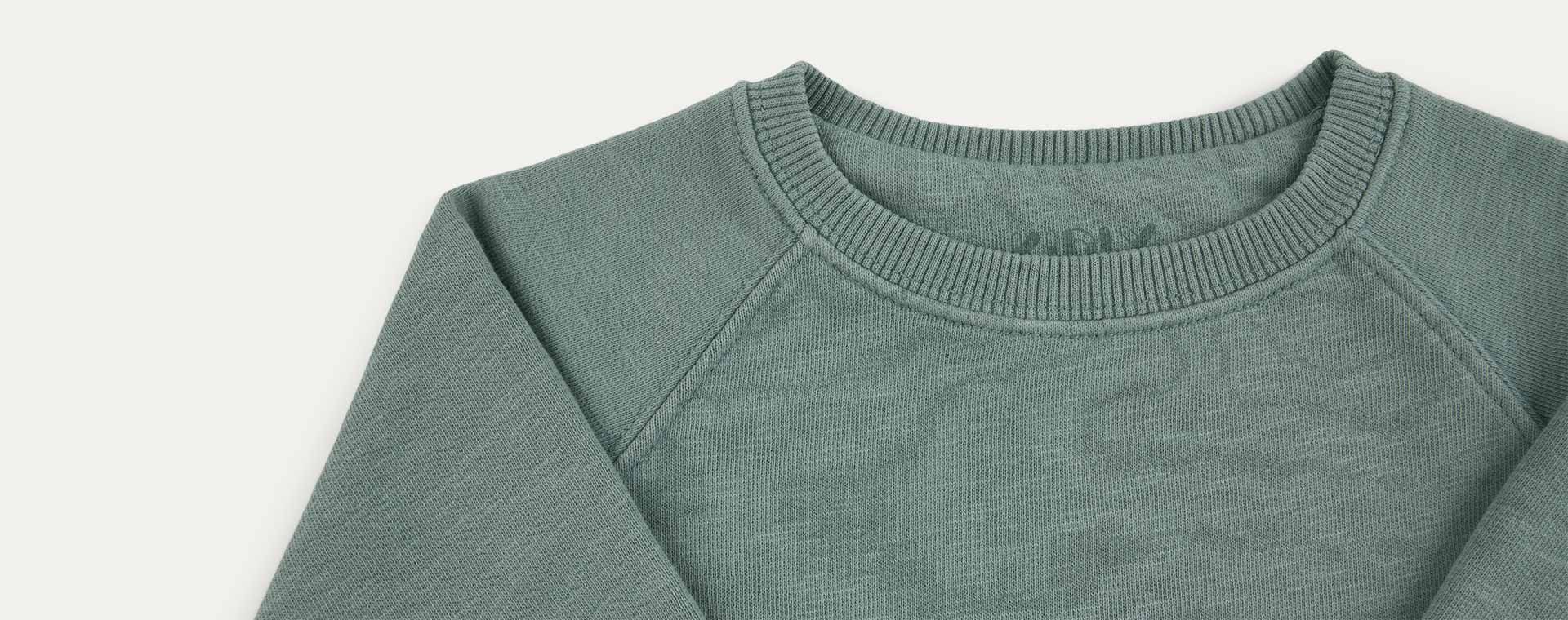 Pine KIDLY Label Organic Easy Sweatshirt