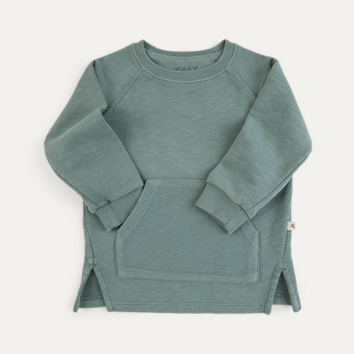 Pine KIDLY Label Organic Easy Sweatshirt