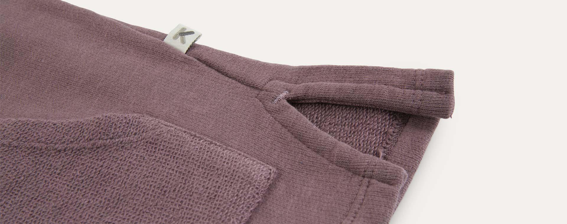 Damson KIDLY Label Organic Easy Sweatshirt