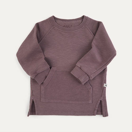 Damson KIDLY Label Organic Easy Sweatshirt