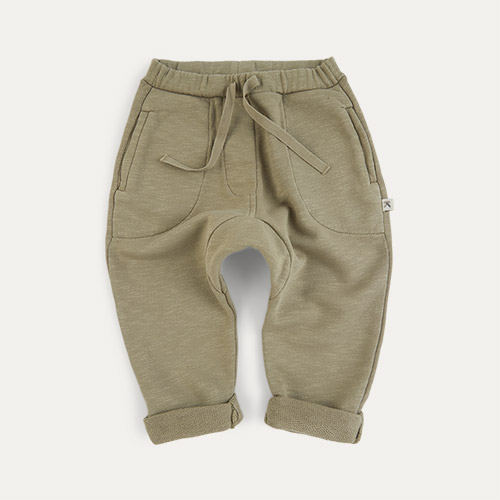 Hemp KIDLY Label Organic Easy Jogger