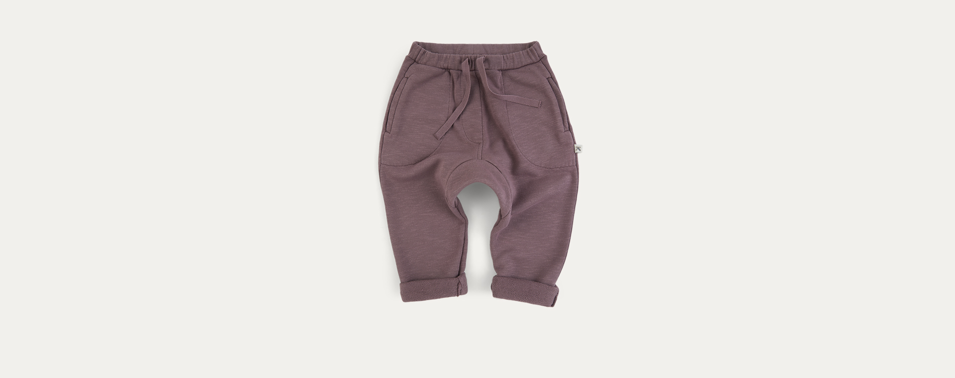 Damson KIDLY Label Organic Easy Jogger
